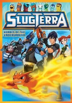 Slugterra: Heroes of The Underground (DVD)