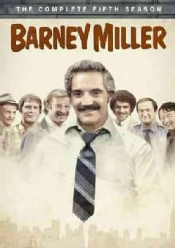 Barney Miller: The Complete Fifth Season (DVD)