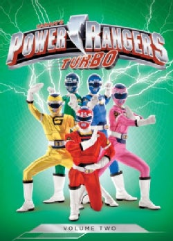 Power Rangers Turbo Vol. 2 (DVD)