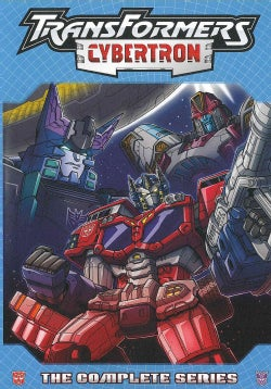 Transformers Cybertron: The Complete Series (DVD)