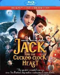 Jack and The Cuckoo Clock Heart (Blu-ray Disc)