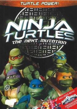 Teenage Mutant Ninja Turtles: The Next Mutation Turtle Power! (DVD)
