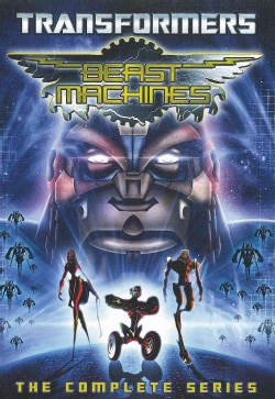 Transformers Beast Machines: The Complete Series (DVD)