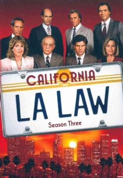 L.A. Law: Season Three (DVD)