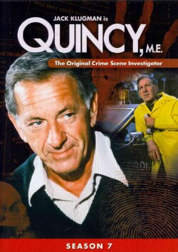 Quincy, M.E.: Season 7 (DVD)