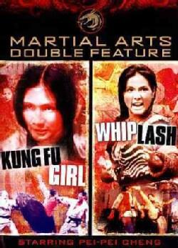 Kung Fu Girl/Whiplash (DVD)