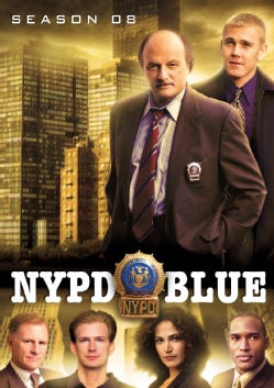 NYPD Blue: Season 8 (DVD)