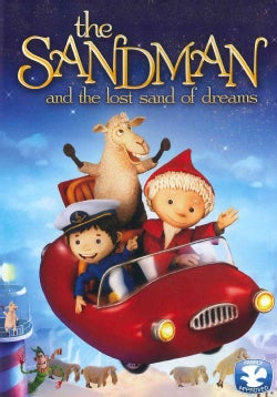 The Sandman And The Lost Sand Of Dreams (DVD)