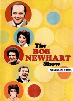 The Bob Newhart Show: Season 5 (DVD)