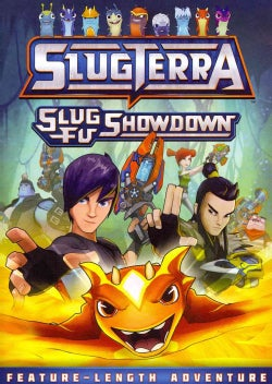 Slugterra: Slug Fu Showdown (DVD)