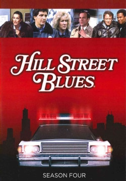 Hill Street Blues: Season Four (DVD)