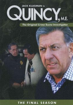 Quincy, M.E.: The Final Season (DVD)