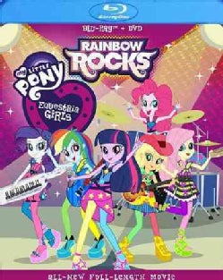 My Little Pony: Equestria Girls Rainbow Rocks (Blu-ray Disc)