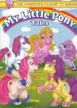 My Little Pony Tales: The Complete Series (DVD)