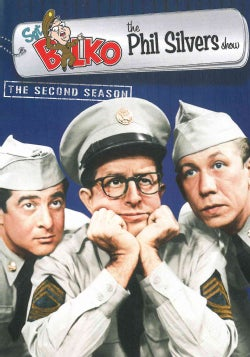 The Phil Silvers Show: Season Two (DVD)