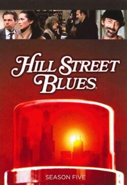 Hill Street Blues: Season Five (DVD)