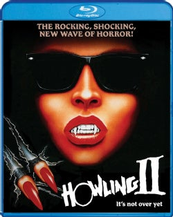 Howling II: Your Sister Is A Werewolf (Blu-ray Disc)