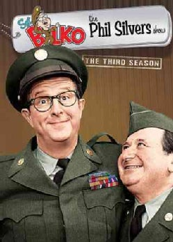 The Phil Silvers Show: Season Three (DVD)