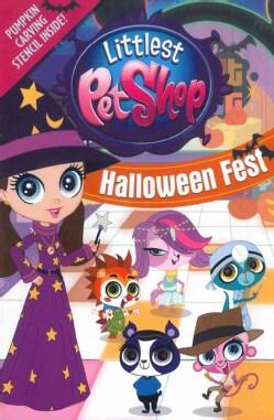 Littlest Pet Shop: Halloween Fest (DVD)