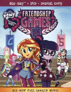 My Little Pony: Equestria Girls Friendship Games (Blu-ray Disc)