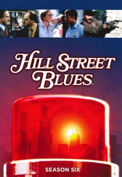 Hill Street Blues: Season Six (DVD)