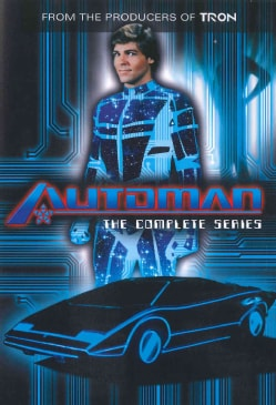 Automan: The Complete Series (DVD)