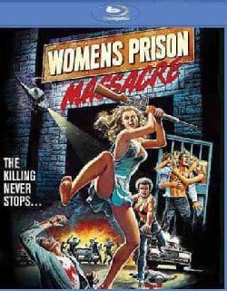 Women's Prison Massacre (Blu-ray Disc)