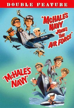 McHale's Navy/McHale's Navy Joins the Air Force (DVD)