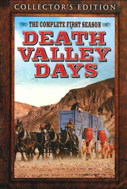 Death Valley Days: The Complete First Season (DVD)