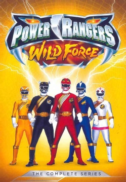 Power Rangers Wild Force: The Complete Series (DVD)