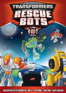 Transformers Rescue Bots: Adventures In Time And Space (DVD)