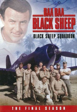 Baa Baa Black Sheep: Black Sheep Squadron (DVD)