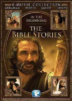 The Bible Stories: In The Beginning (DVD)
