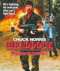 Braddock: Missing In Action (Blu-ray Disc)