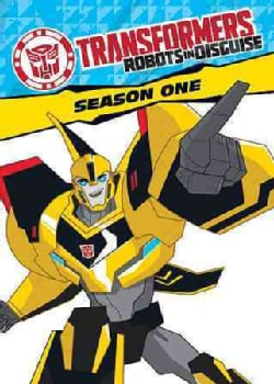 Transformers: Robots In Disguise: Season One (DVD)