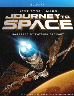 IMAX: Journey To Space (Blu-ray Disc)