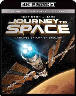 IMAX: Journey To Space 3D (4K Ultra HD Blu-ray)