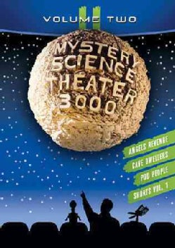 Mystery Science Theater 3000: Vol. Two (DVD)