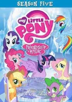 My Little Pony: Friendship Is Magic Season 5 (DVD)