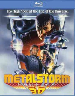 Metalstorm: The Destruction of Jared-Syn (Blu-ray Disc)