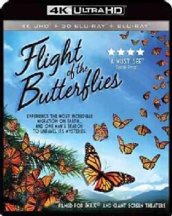 IMAX: Flight Of The Butterflies 3D (4K Ultra HD Blu-ray)