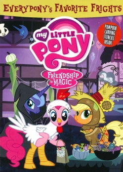My Little Pony Friendship Is Magic:  Everypony's Favorite Frights (DVD)