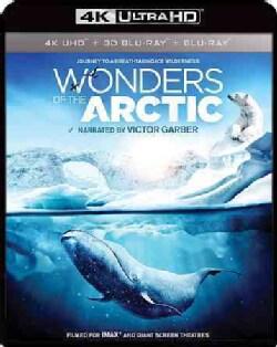 IMAX: Wonders Of The Arctic 3D (4K Ultra HD Blu-ray)
