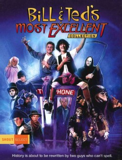 Bill & Ted's Most Excellent Collection (Blu-ray Disc)