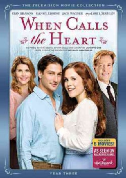 When Calls The Heart: Movie Collection Year 3 (DVD)