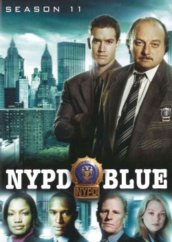 NYPD Blue: Season 11 (DVD)