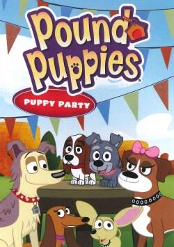 Pound Puppies: Puppy Party (DVD)