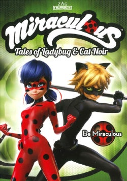 Miraculous: Tales Of Ladybug and Cat Noir: Be Miraculous (DVD)