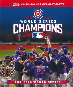 2016 World Series Champions: The Chicago Cubs (Blu-ray/DVD)