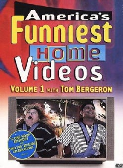 America's Funniest Home Videos: Vol 1 With Tom Bergeron (DVD)
